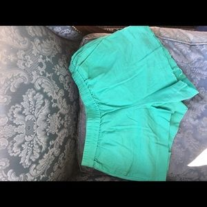 GreenJ Crew shorts